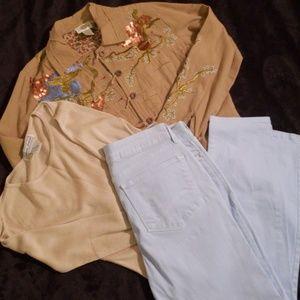 Sandy Starkman Jacket
